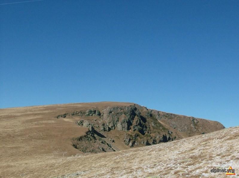 Vf. Cărbunele-Sud (2172 m. alt.)