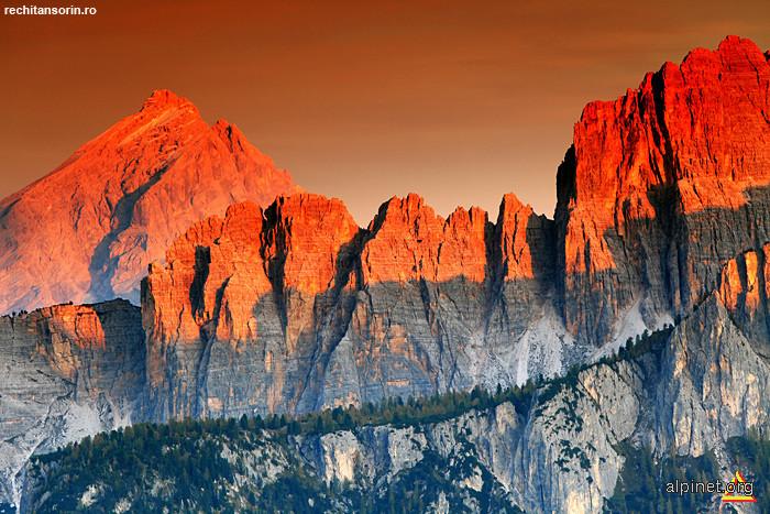 Bloody Dolomites