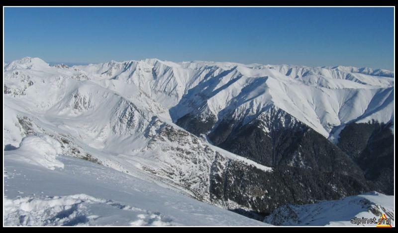 Făgăraş Winter