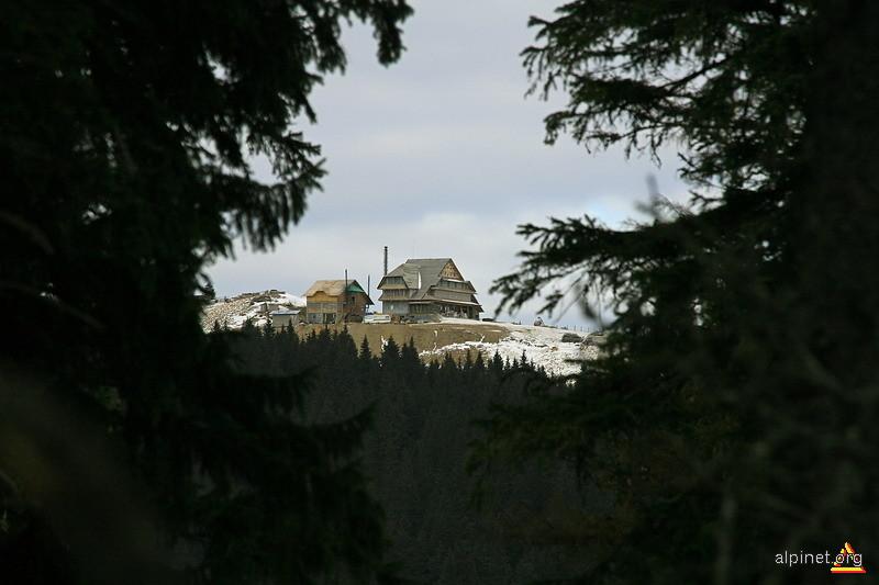 Cabana Ciucaş