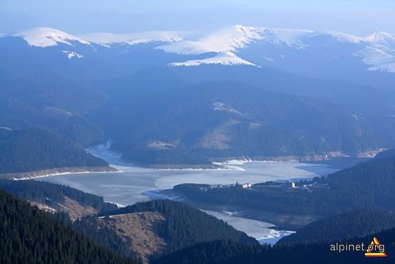 Lacul Vidra #2