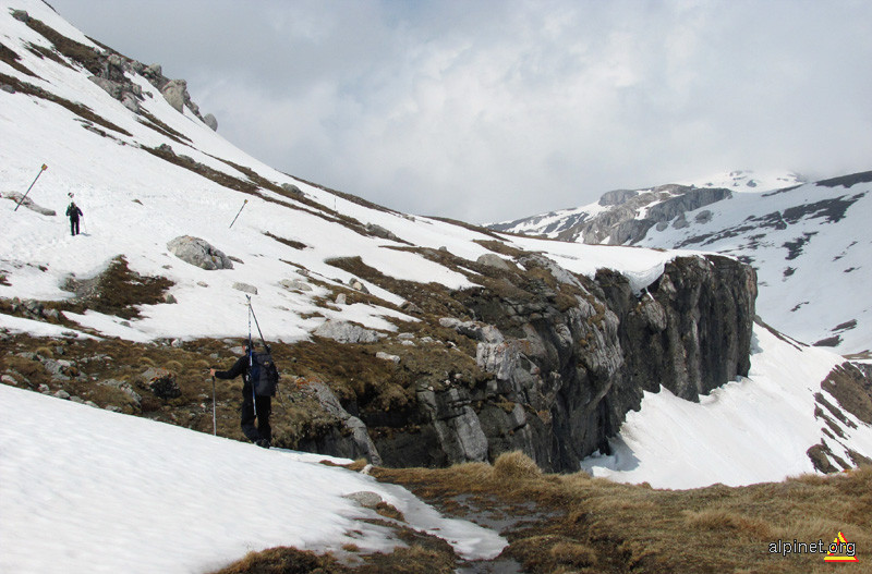 La Cerdac - Traseul de iarna