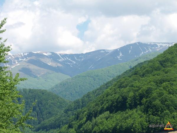 Muntele Scarisoara si Mocirliu