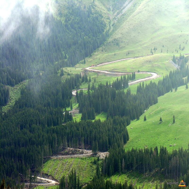 Categorie specială - mai tare ca Alpe d'Huez