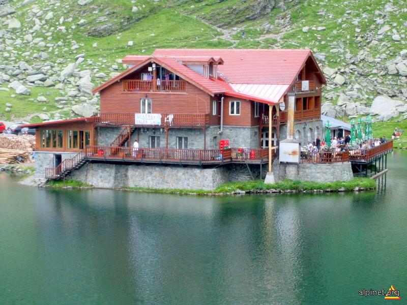 Cabana Bâlea-lac