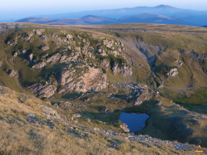 Lacul Muntinu