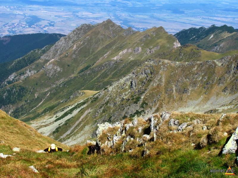 Vedere din Făgăraş