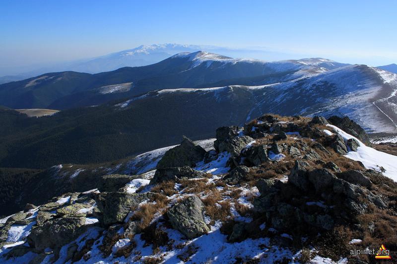 Vârful Sterpu - 2142 m
