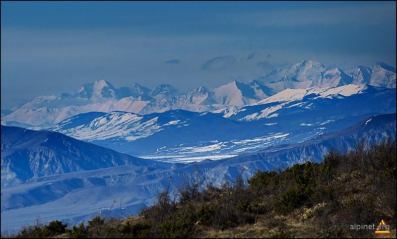 far, far the caucasus