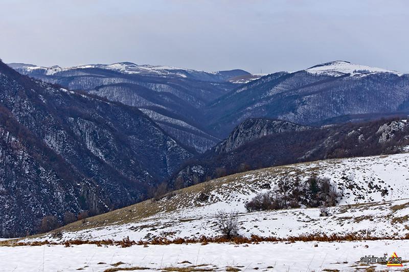 Valea Gârliştei, Caraş-Severin