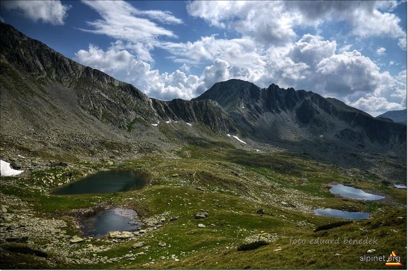 Varful Peleaga, Coltii Pelegii, Valea Rea.