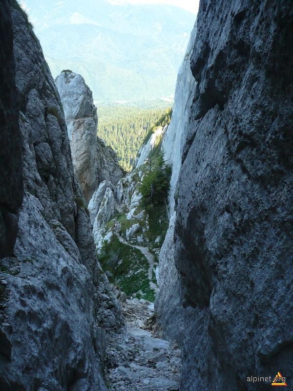 Partea de jos a hornului lui Anghelide