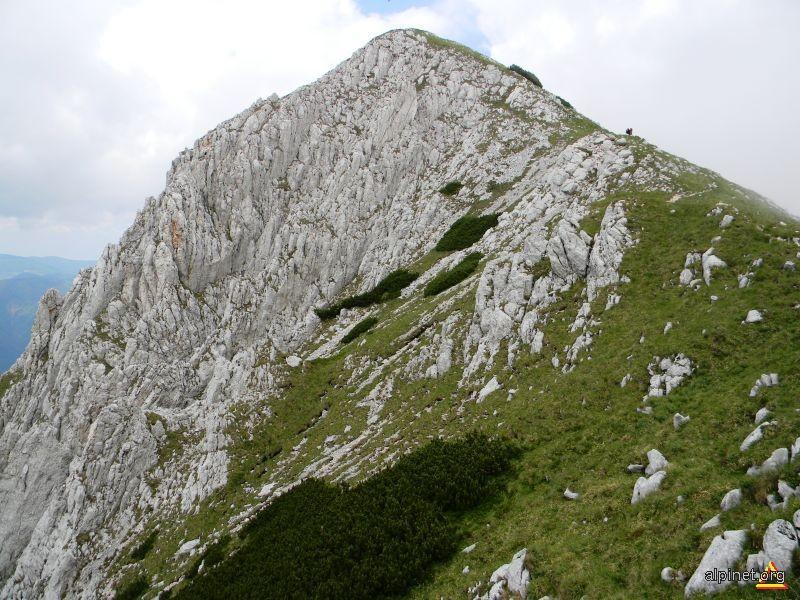 Vârful  Ţimbalu Mare