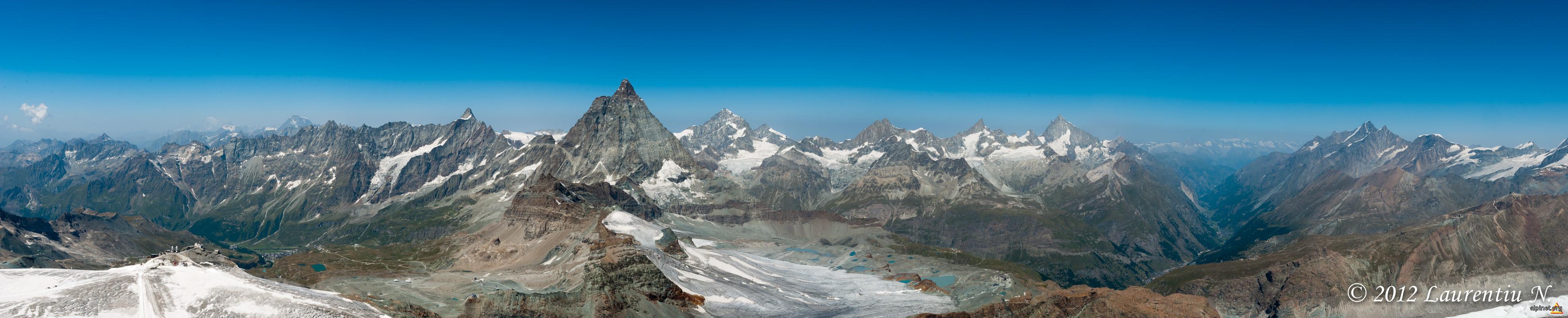 In Alpii elvetieni