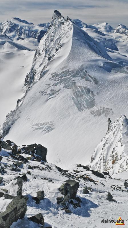 Rimpfischhorn 4199m