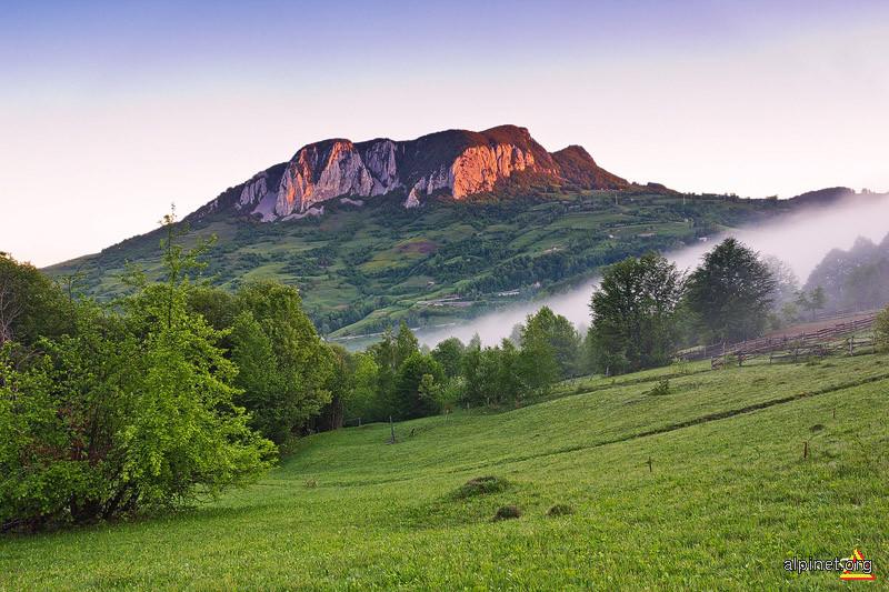 Muntele Buceş-Vulcan