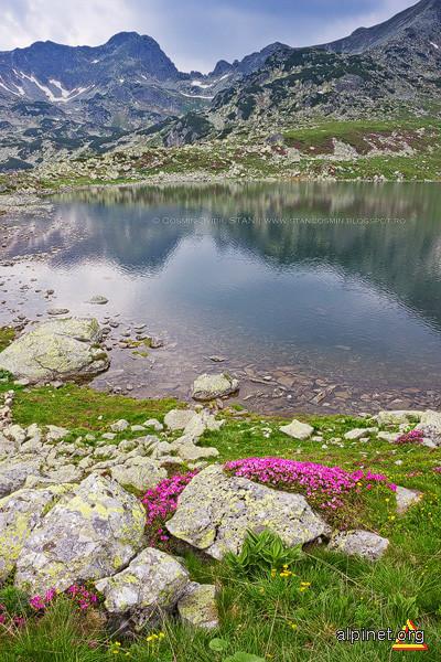 Vârful Judele şi Lacul Bucura