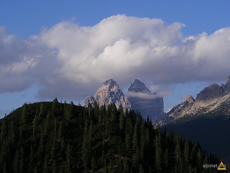 Due cime (din cele Tre cime)
