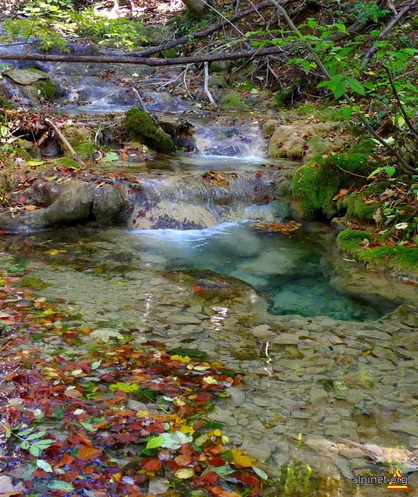 Semnele toamnei pe Valea Oravitei