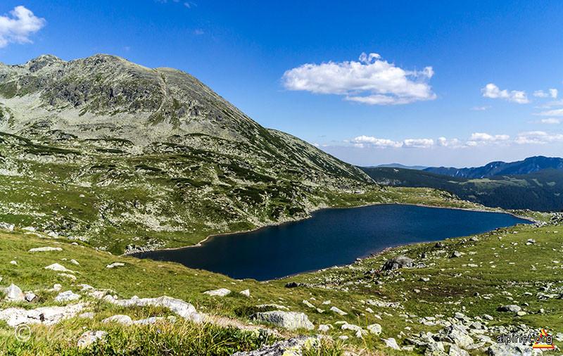 Marele lac din Retezat